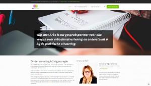 Wijs met Arbo mooie website