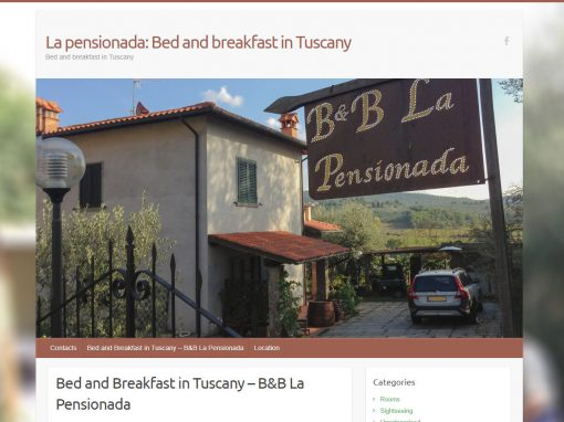 B&B La Pensionada