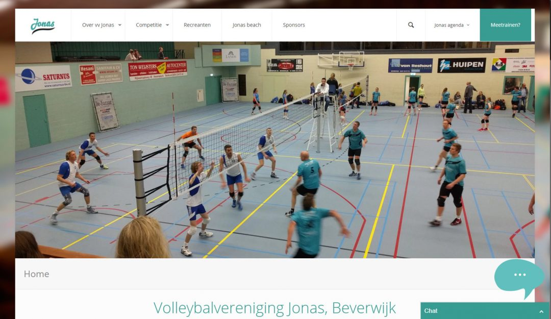 Volleybalvereniging Jonas
