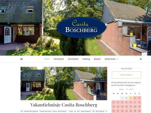 Vakantiehuisje Casita Boschberg
